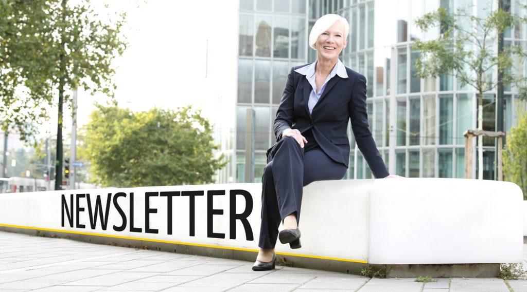 Susanne Kremeier Newsletter Einladung
