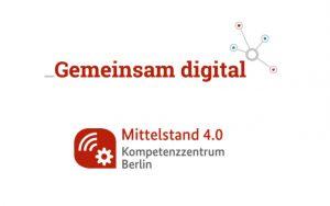 """Expertin im Verbund """"Gemeinsam digital"""""""